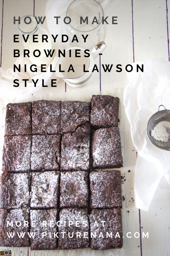Everyday Brownies by Nigella Lawson | pikturenama 1