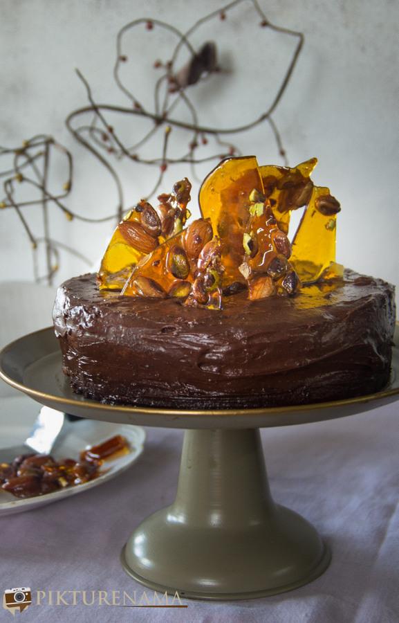 Double chocolate Mousse cake by Rachel Allen - 3