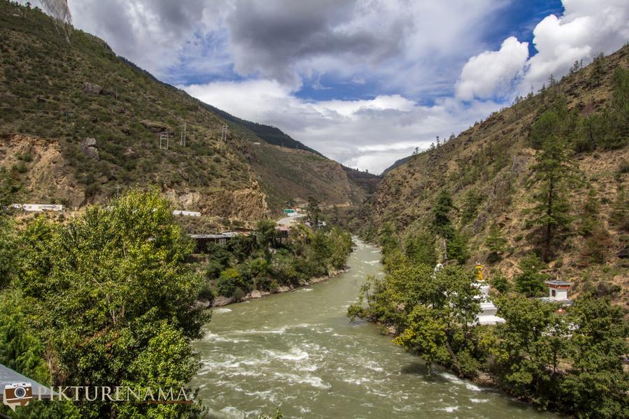 Taj Tashi Thimpu Bhutan Paro chu