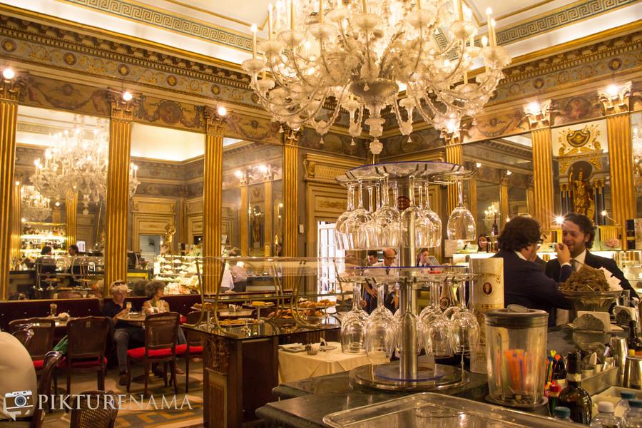 Bicerin Caffe San Carlo - 13
