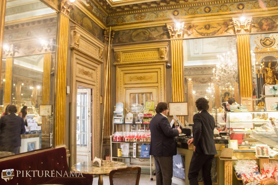 Bicerin Caffe San Carlo - 16