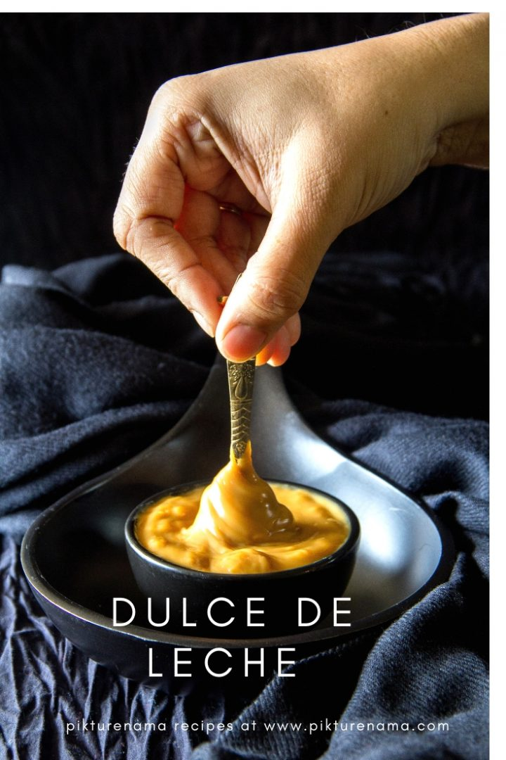 How to make Dulce de Leche at home pinterest 2