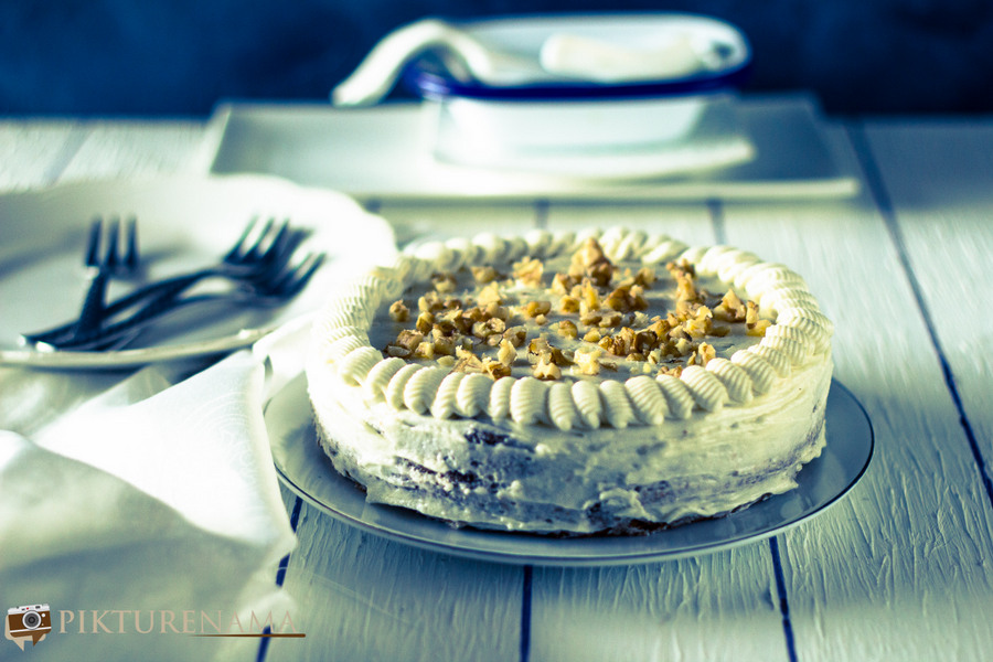 How to make carrot cake - 3
