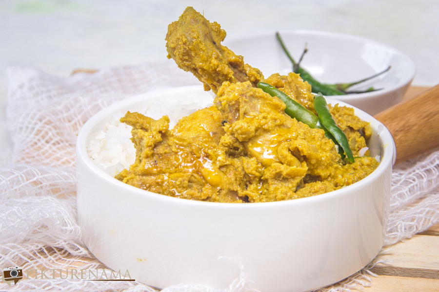 How to make Posto Murgi/ Chicken Poppy Seed Curry – A SEO friendly headline