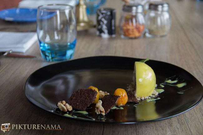 Afraa restaurant and lounge Gondhoraj rendition