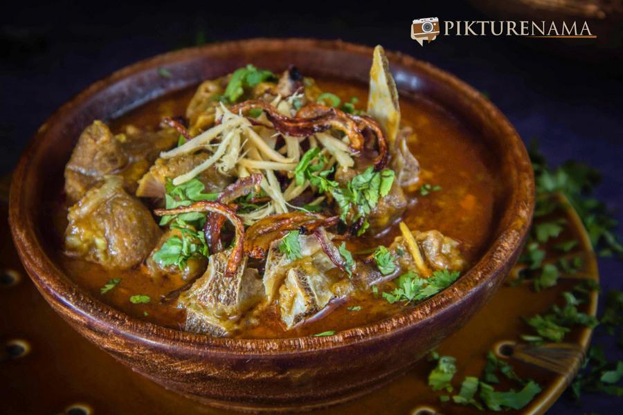 Mutton Nihari for winters