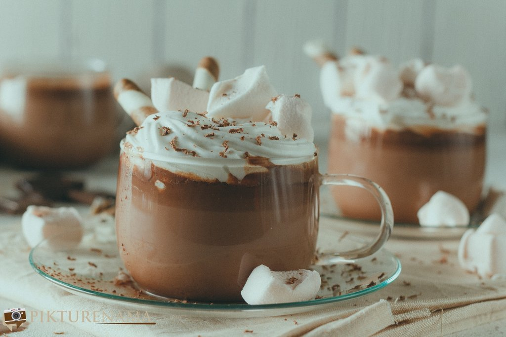 How to make Nutella Hot Chocolate - 6