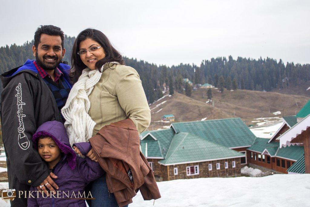 Nedous Hotel Gulmarg Kashmir 130 year old family