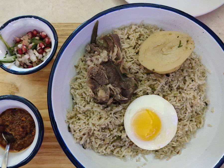 Bohemian Kolkata - New menu pagla mama r biryani