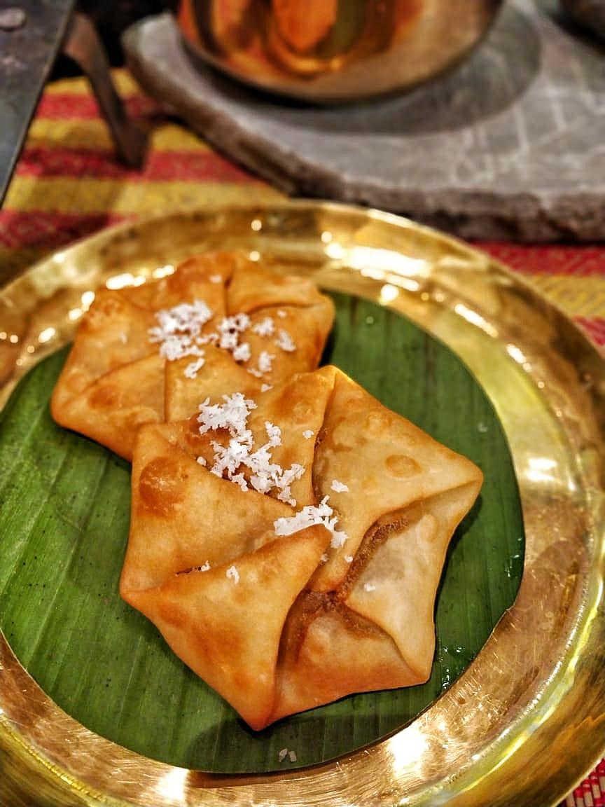 Bangladeshi cuisine by Nayana Afroz at Aaheli Kolkata 1