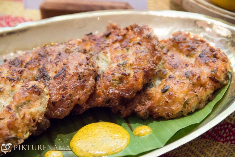 Bangladeshi cuisine by Nayana Afroz at Aaheli Kolkata Palong Shaker Bora