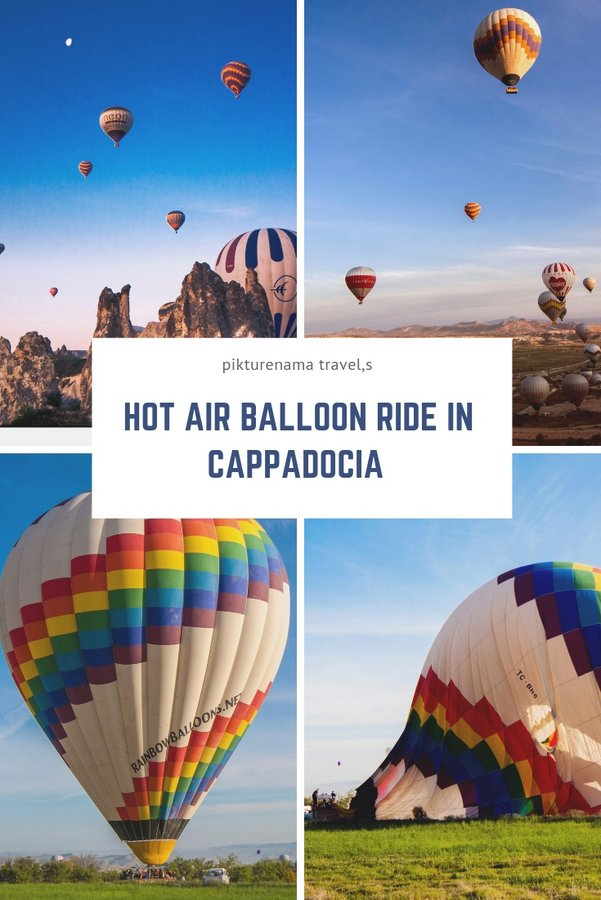 Cappadocia balloon ride pinterest - 1