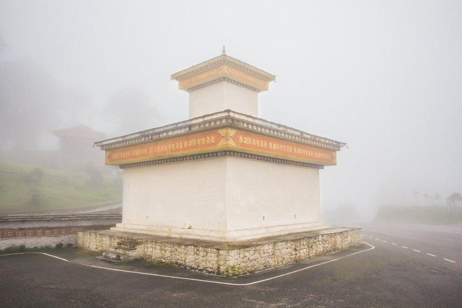 Dochula Pass Thimpu Bhutan - 1