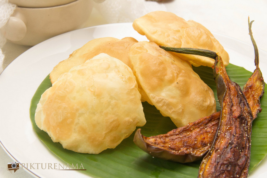 How to make a perfect Bengali Luchi