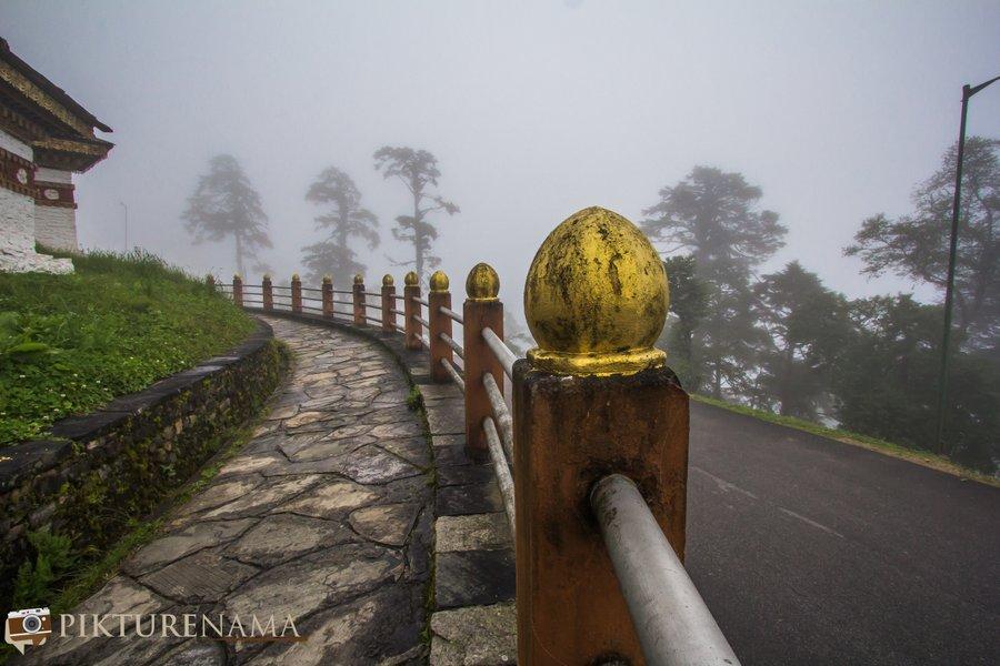Dochula Pass Thimpu Bhutan - 8