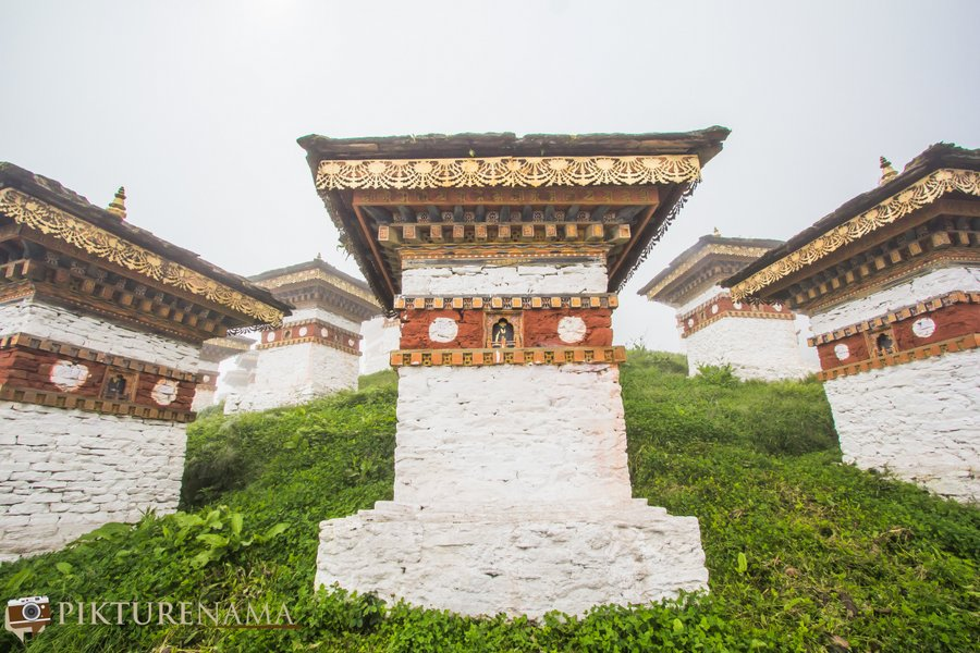 Dochula Pass Thimpu Bhutan - 4