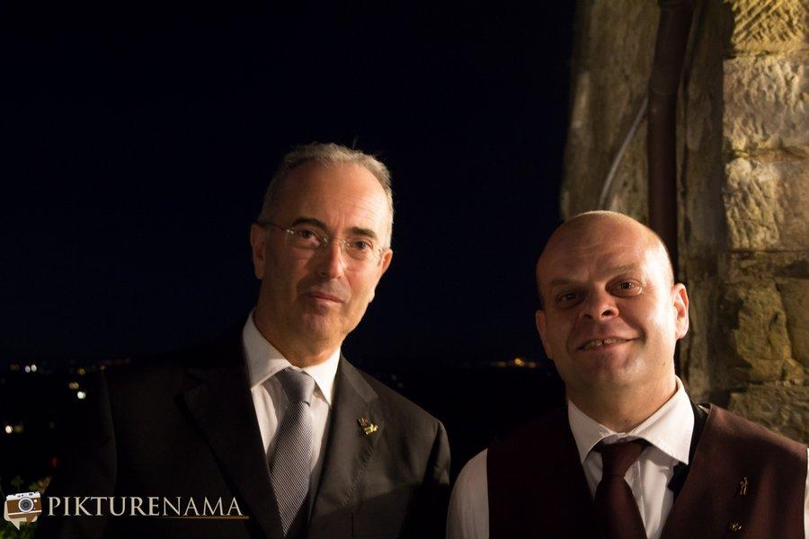 Il Falconaire Tuscany Italy staff