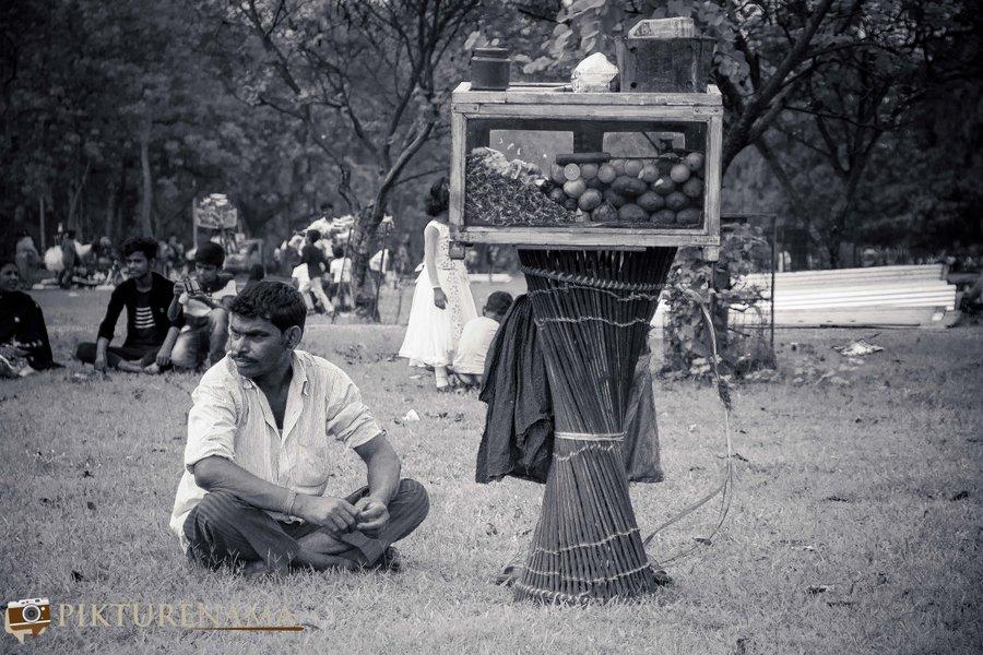 Kolkata Maidan Photowalk with Canon 4