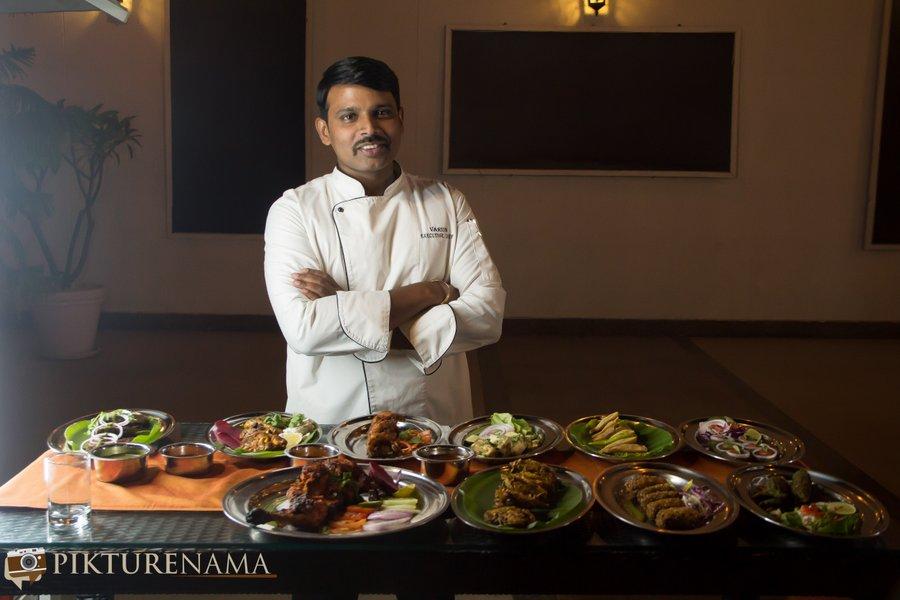 Novotel Hyderabad Airport Chef Vikas Movvo