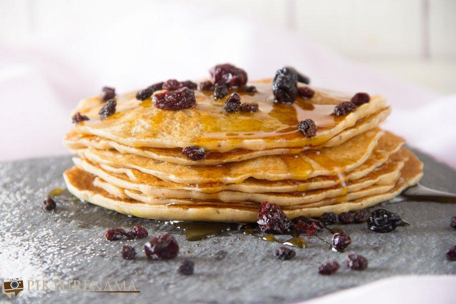 Flaxseed Banana Pancakes -1