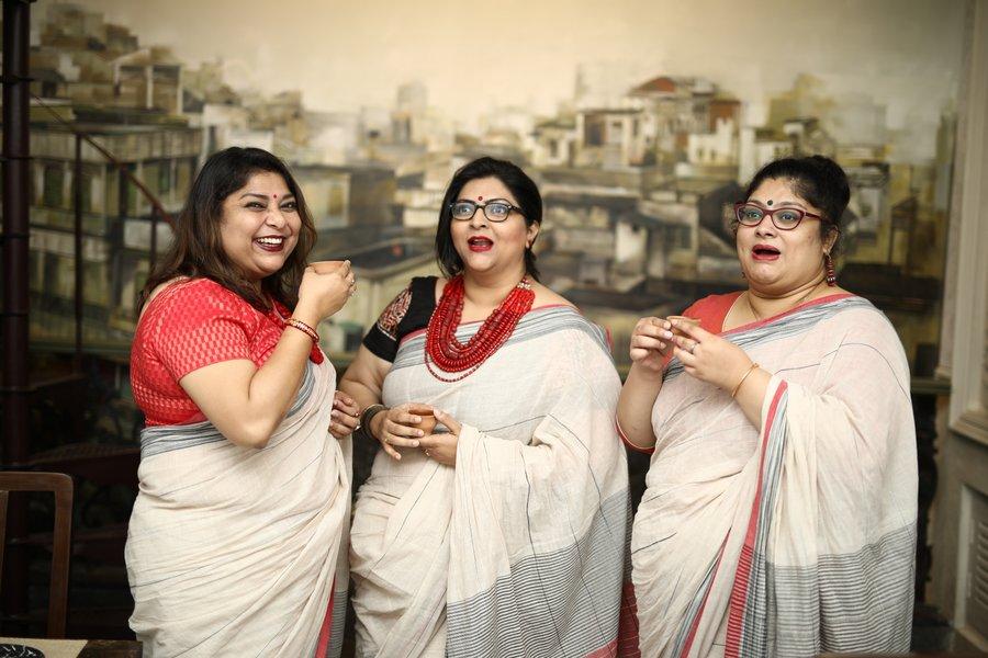 Bengali Food Festival with Madhushree and Debjani at Chilekotha