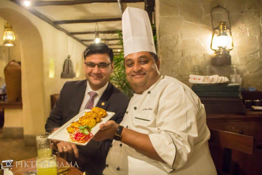 Sujoy Gupta Executive Chef Taj Bengal Kolkata