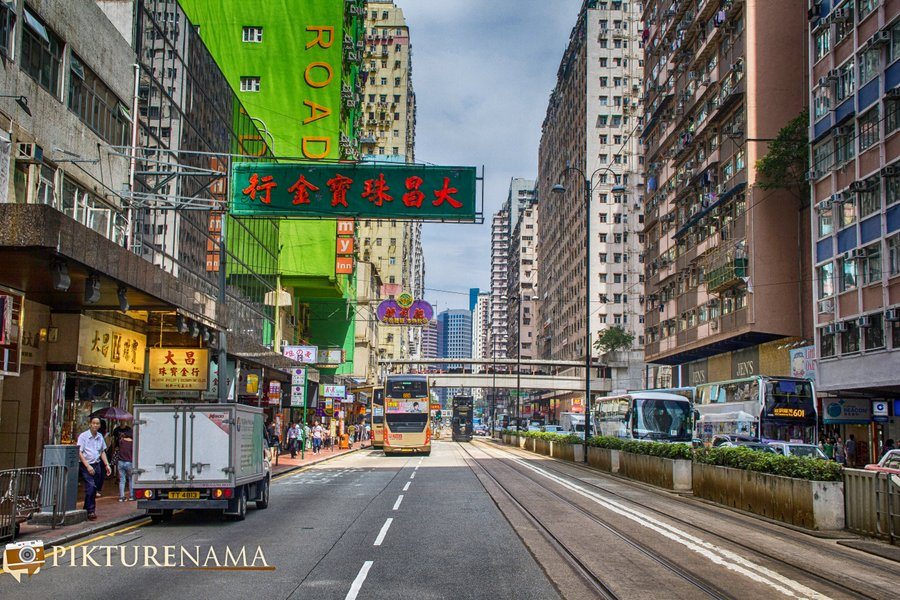 Hong Kong Building and Architecture - 8