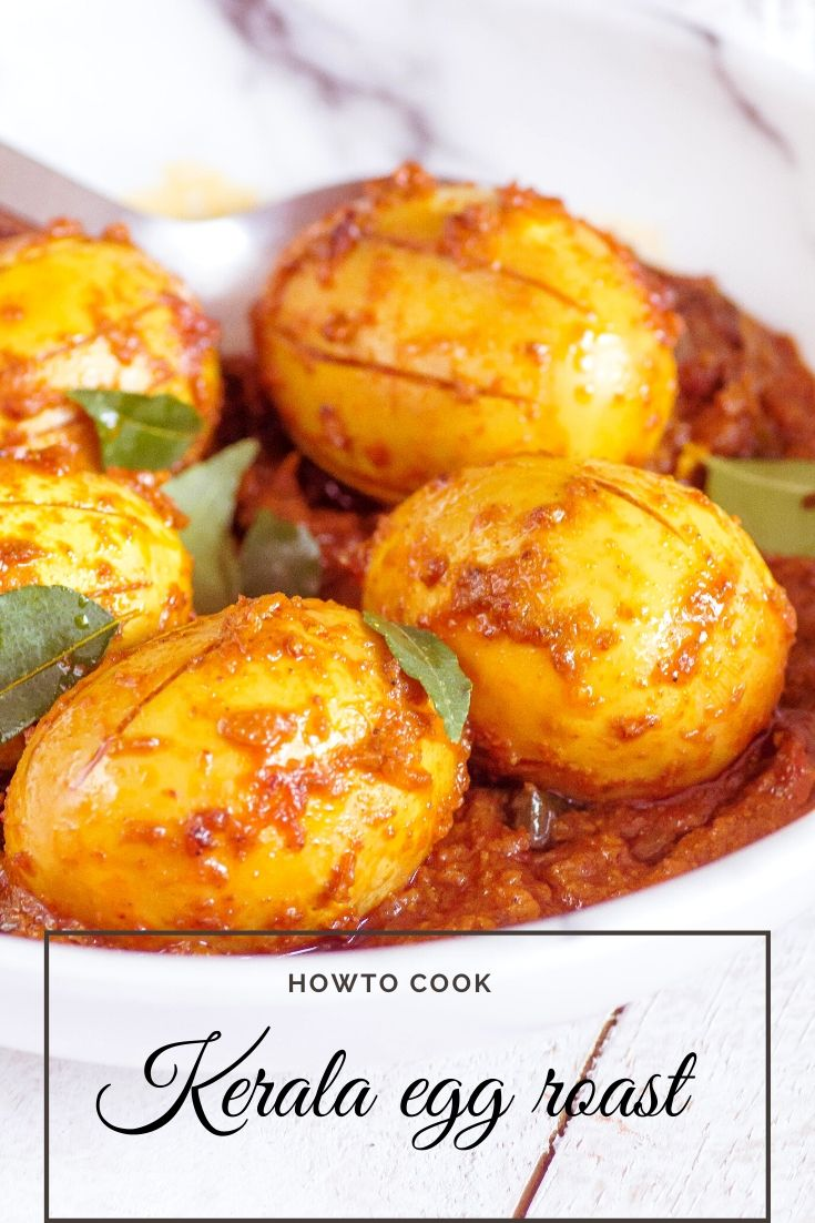 Kerala egg roast for Pinterest - 1