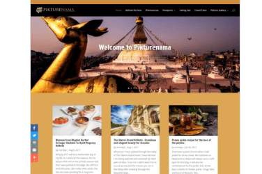 Best Indian Travel Blog by IndiBlogger