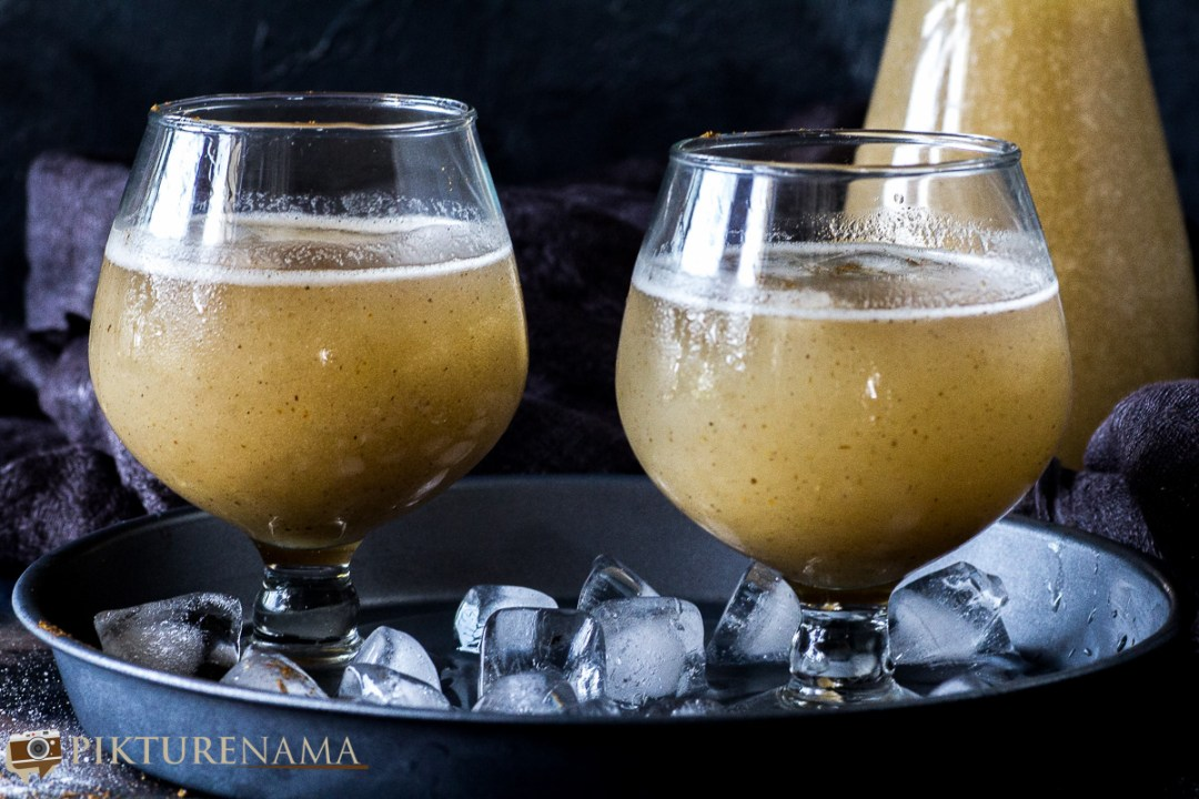 Aaam Pora Shorbot or bengali aam panna - 2