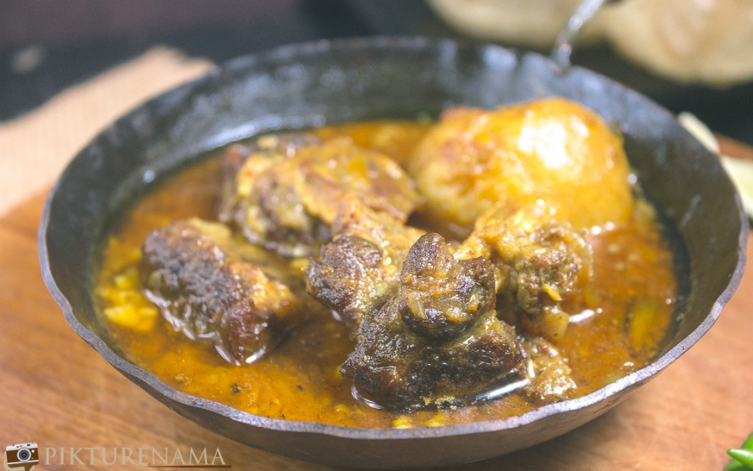 Mangshor Jhol is the best utility dish like an utility cricketer?