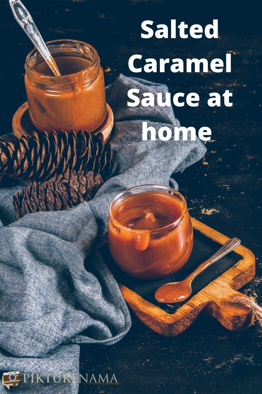 salted caramel sauce pinterest - 1