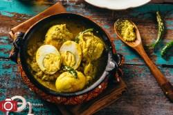 How to make bengali Dim Posto - 2