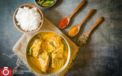 Doodh Maach- A versatile stew that goes with any kind of fish