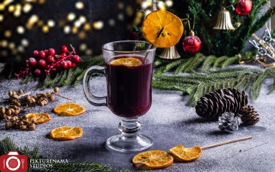 Mulled wine recipe and our first time
