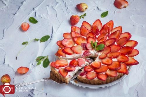 Easy strawberry way ayt home
