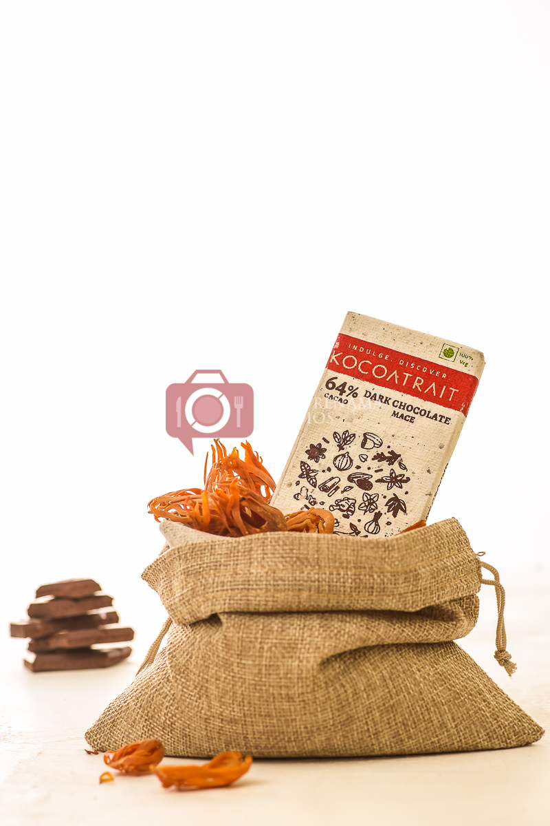 The New spice range of chocolate from Kocoatrait