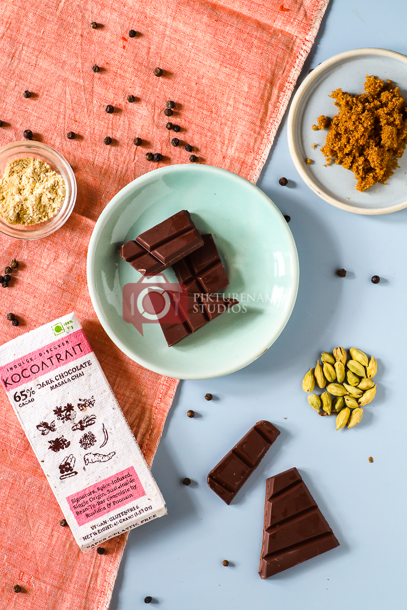 The spice range of choclates from Kocoatrait - 6