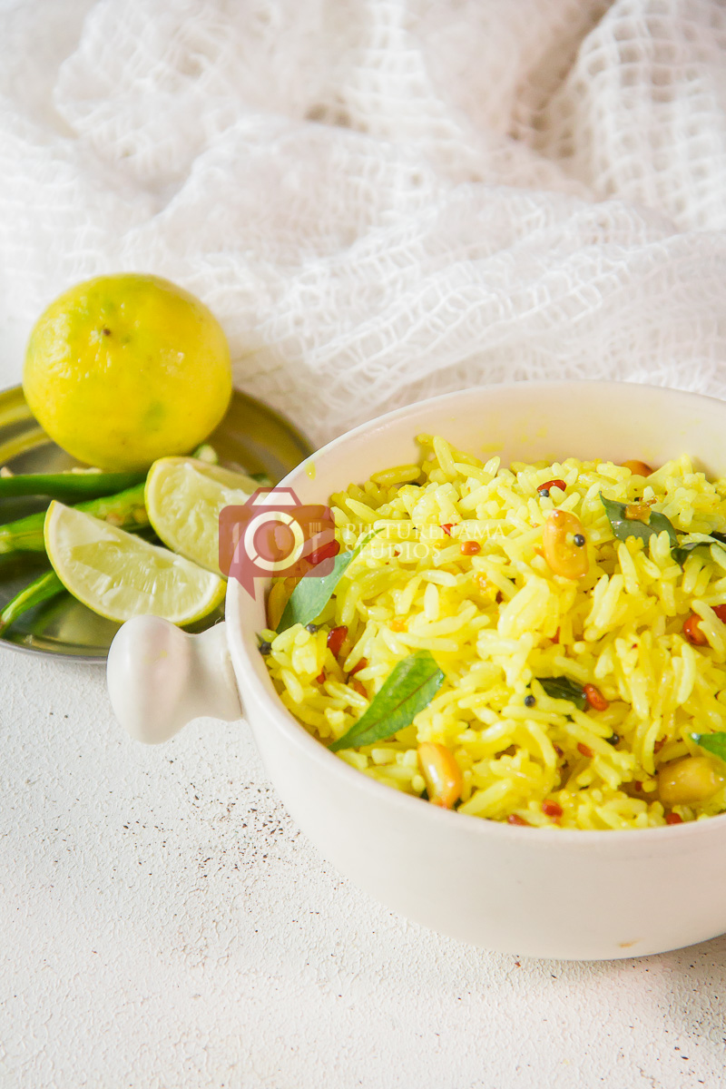 Easy summer recipe lemon rice - 2