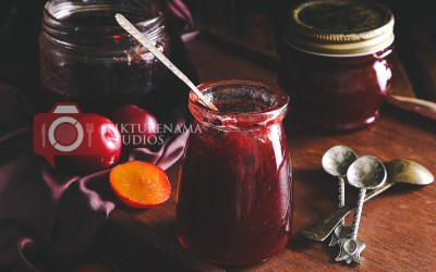 The Best Plum Jam with only 2 ingredients