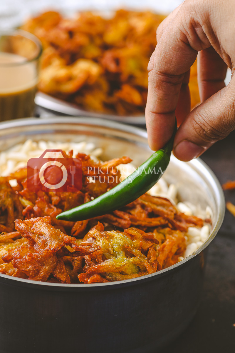 How to make easy Peyaji at home - 5
