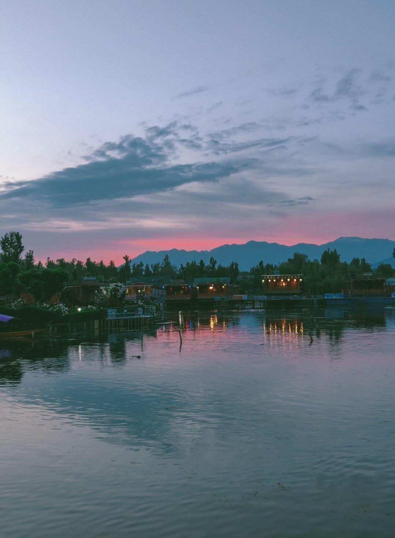 kashmir Nigeen lake