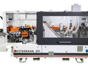 Автоматический кромкооблицовочный станок OSTERMANN 6TF