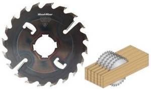 Дисковая пила Wood-Mizer 300*75*3,4/2,2*18z+18+4