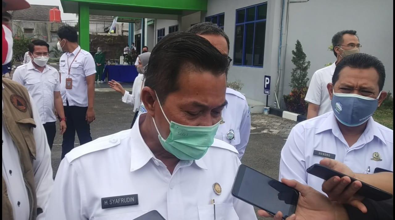 COVID-19 Makin Ganas, Wali Kota Serang: PPKM Darurat Belum Hasilkan Apa-apa