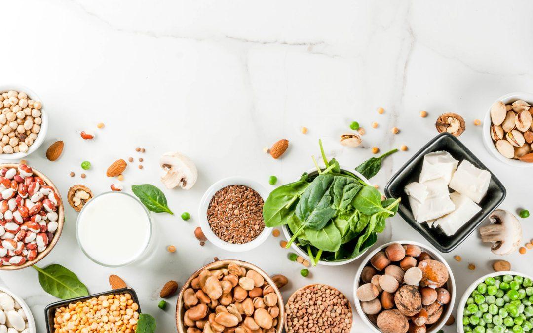 Proteinas vegetales, Pilar Benitez, Siéntete Radiante