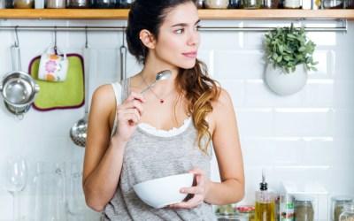 Snacks sanos y fáciles