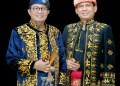 Cagub Fachrori Umar dan Cawagub Syafril Nursal.