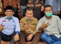 H Bakri, Al Haris, Romi Hariyanto.