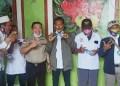 Cagub Al Haris bersama masyarakat Tanjung Jabung Timur.
